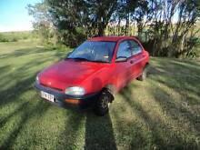 1995 Mazda 121 Sedan Runs & Drives great,New Tyres,VERY CHEAP Sandgate Brisbane North East Preview