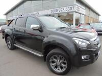 2015 Isuzu D max 2.5TD Blade Double Cab 4x4 4 door Pick Up