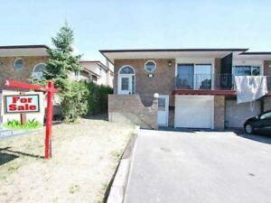 AMAZING 4+1Bedroom Semi-Detached House in BRAMPTON $639,900 ONLY