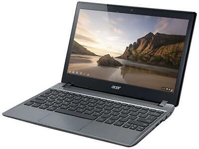 Acer Aspire C710-2826 11.6 LED Notebook Intel Celeron 847 1.10 GHz 2GB RAM 16GB