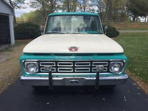 1964 Ford short box truck