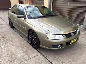 2004 Holden Berlina Sedan ALLOY WHEELS LOOKS GREAT Penrith Penrith Area Preview