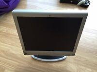 """Hewlett Packard Flat Panel 17"""" Monitor"""