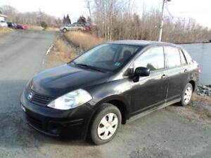 CHEAP CAR! 2010 NISSAN VERSA! NEW OIL AND FILTER!