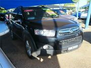 2012 Holden Captiva CG Series II 7 AWD CX Black 6 Speed Sports Automatic Wagon Minchinbury Blacktown Area Preview
