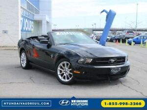 2010 Ford Mustang V6 CONVERTIBLE AUTO A/C GR ELECT MAGS