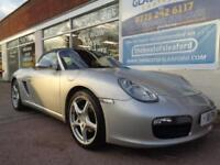 Porsche Boxster 2.7 2005 F/S/H 1 Owner from new P/X Swap