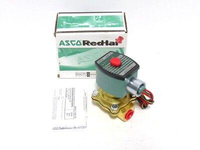 38 Asco 8210g033 2w No 24060 22050 Solenoid Valve New In Box