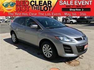 2010 Mazda CX-7 GX REDUCED! CERTIFIED! ACCIDENT FREE! LEATHER!