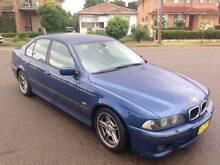 2001 BMW 530i M Sport Great condition Sedan Lidcombe Auburn Area Preview