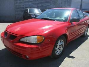 2002 Pontiac Grand Am ( AUTOMATIQUE - ROULE BIEN )
