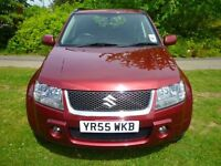 4x4 Very good condition Suzuki Gran Vitara NEW MOT and just been serviced first to see will buy.