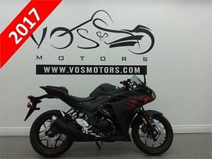 2017 Yamaha YZF-R3- Stock#V2720- No Payments for 1 Year**