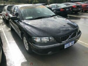 2002 Volvo S60 2.4 5 Speed Automatic Sedan St James Victoria Park Area Preview
