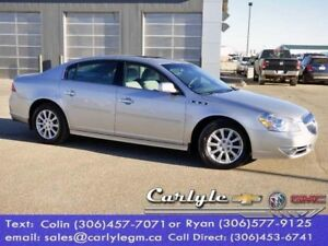 2011 Buick Lucerne Leather LUXURY PACKAGE w S/R