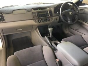 2003 Toyota Camry MCV36R Altise Sport Silver 4 Speed Automatic Sedan