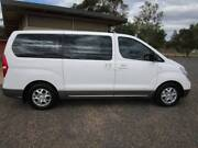 2011 Hyundai iMAX Wagon RARE TURBO DIESEL 8 SEAT AUTO only $18990 Alice Springs Alice Springs Area Preview