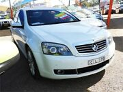 2006 Holden Statesman WM White 5 Speed Sports Automatic Sedan Minchinbury Blacktown Area Preview