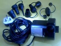 240v AIR PUMP - VERY POWERFUL! ONLY £5