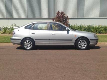 2005 Hyundai Elantra Hatchback Stuart Park Darwin City Preview