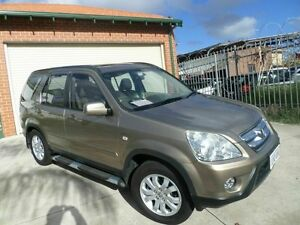 2006 Honda CR-V RD MY2006 Sport 4WD Gold 5 Speed Automatic Wagon Mount Lawley Stirling Area Preview