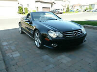 2007 Mercedes-Benz SL-Class 5.5L AMG Coupe (2 door)