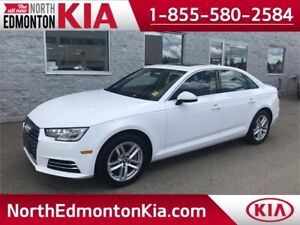 2017 Audi A4 2.0T Quattro   | LEATHER | SUNROOF | WARRANTY