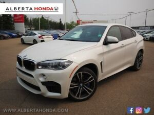 2016 BMW X6 M * ONE OWNER, CLEAN CARPROOF, M-SERIES