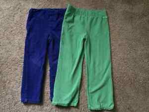 Carter's and Children's Place Girls Pants, size 3T