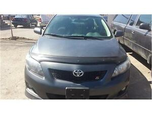 2010 TOYOTA COROLLA EXCELLENT CONDITION MANUAL 5 SPEED