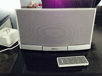 Bose sound dock portable music system.for best offer