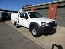 2007 Mazda BT-50 B3000 FREESTYLE DX+ B3000 Freestyle DX+ White 5 Speed Manual Holden Hill Tea Tree Gully Area Preview