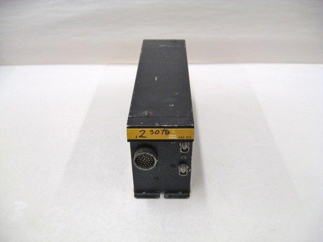 King KRA 405 Radar Altimeter Receiver / Transmitter - Core