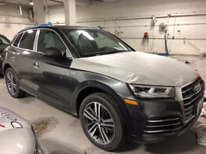 2018 Audi Q5 Progressiv S-line Daytona Grey