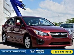 2014 Subaru Impreza 2.0i Hatchback Bluetooth A/C Cruise USB/MP3