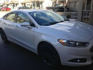 LEASE TAKEOVER - 2014 Ford Fusion SE EcoBoost Sedan