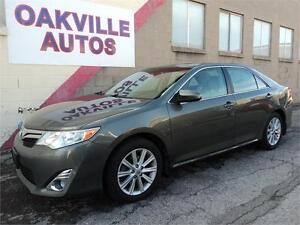 2012 Toyota Camry XLE XLE LEATHER NAVIGATION CAMERA SAFETY WARRA