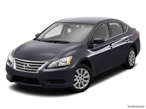2013 to 2016 Nissan Sentra parts