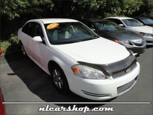 2011 Chevy Impala 105,000km INSPECTED - nlcarshop.com