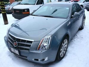 2008 Cadillac CTS 3.6L DIRECT INJECTION LOADED LOW KM