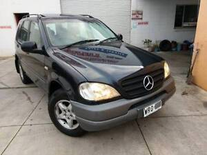 2000 MERCEDES BENZ ML320 4X4 SUV REGO Hendon Charles Sturt Area Preview