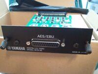 Yamaha MY8-AE - Digital IO Card for Yamaha DM2000, DM1000, 02R96 & 01V96 Mixers