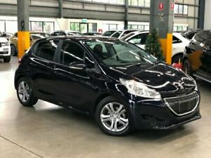 2014 Peugeot 208 A9 Active Hatchback 5dr Auto 4sp 1.6i [MY14] Blue Automatic Hatchback Port Melbourne Port Phillip Preview