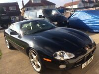 Very clean jaguar xkr