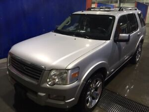 Fabulous 2010 Ford Explorer Limited