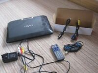 DBPower portable DVD player and games console