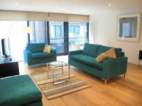 SIMPSON LOAN - Stunning modern city centre 2 bedroom apartment in the Quarter Mile complex