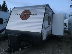 2014 HEARTLAND TRAIL RUNNER 29SLE Bunkhouse