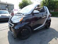 2013 SMART FORTWO PASSION CABRIOLET (GPS, BLUETOOTH, GARANTIE!!)