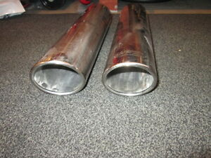 MBRP Stainless Exhaust tips Kitchener / Waterloo Kitchener Area image 6